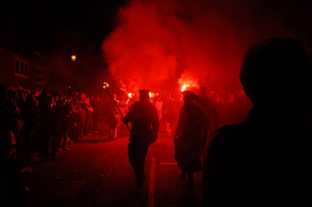 Guy Fawkes Night, 2010.