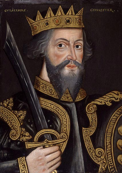 King William I, 'The Conqueror'.