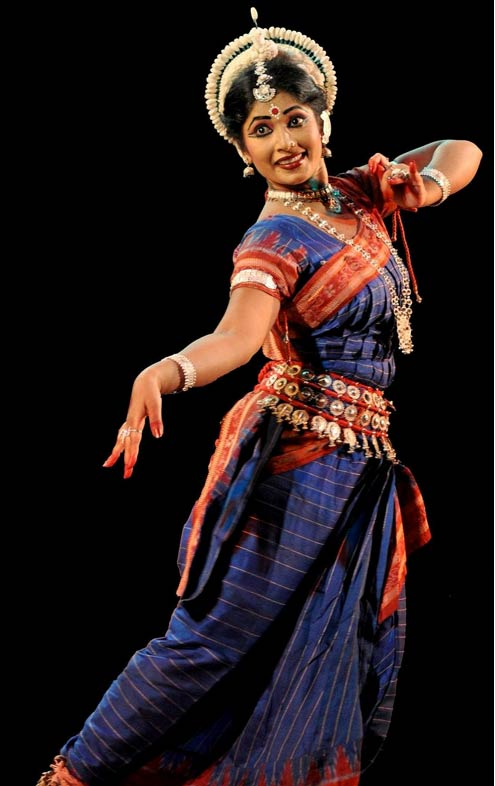 Mahari Dance is one of the important dance forms of Orissa.