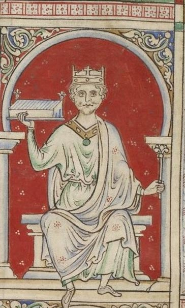 William Rufus, or William II King of England, 1255
