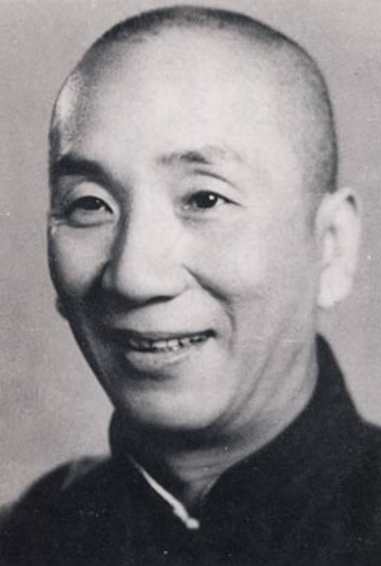 Chinese Martial Artist Ip Man (1893 – 1972)